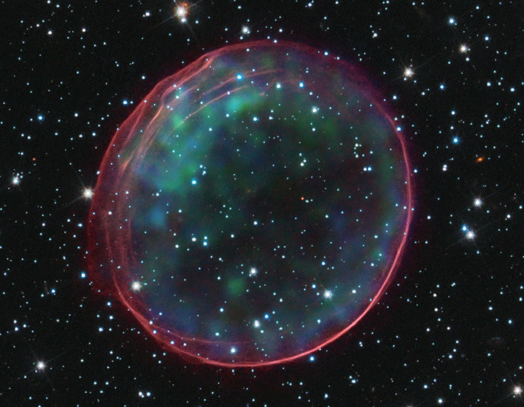 SNR 0509-67.5, a supernova remnant in the LMC