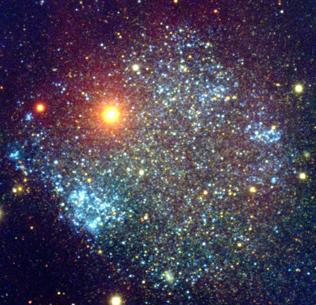 content of a irregular galaxy star - photo #3