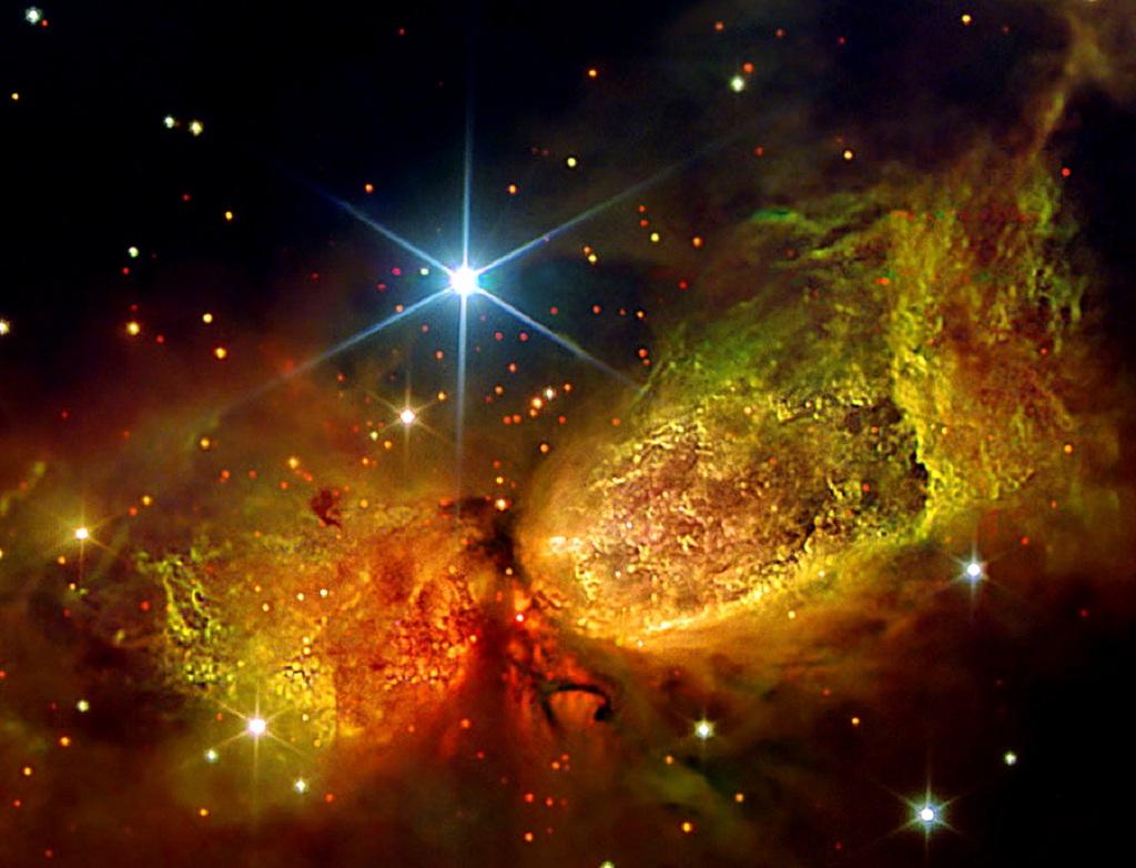 Sharpless 2-106, a star-forming region in Cygnus