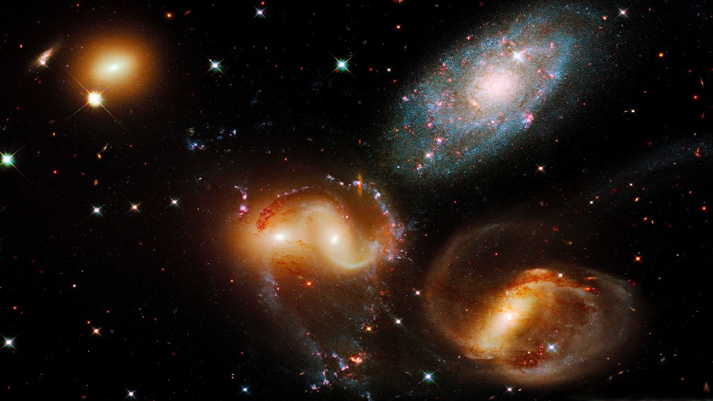 Stephan's Quintet
