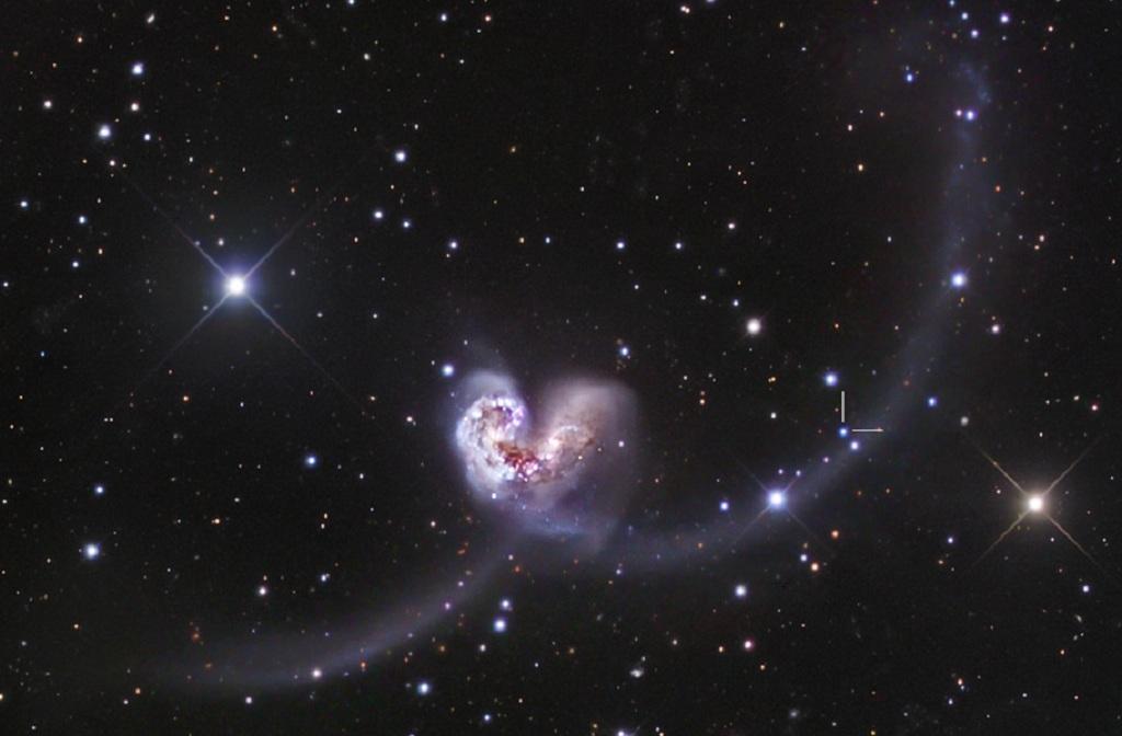 NGC 4038 & NGC 4039