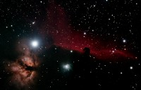 NGC 2024 & Barnard 33