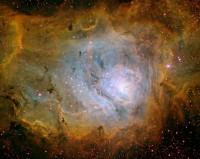 Messier 8, NGC 6523, Sh2-25