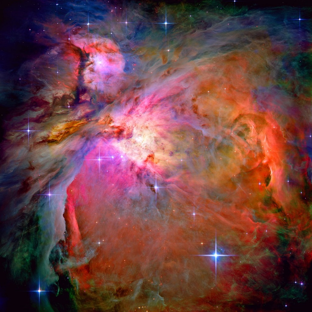 The Orion Nebula (M42) by Oliver Czernetz