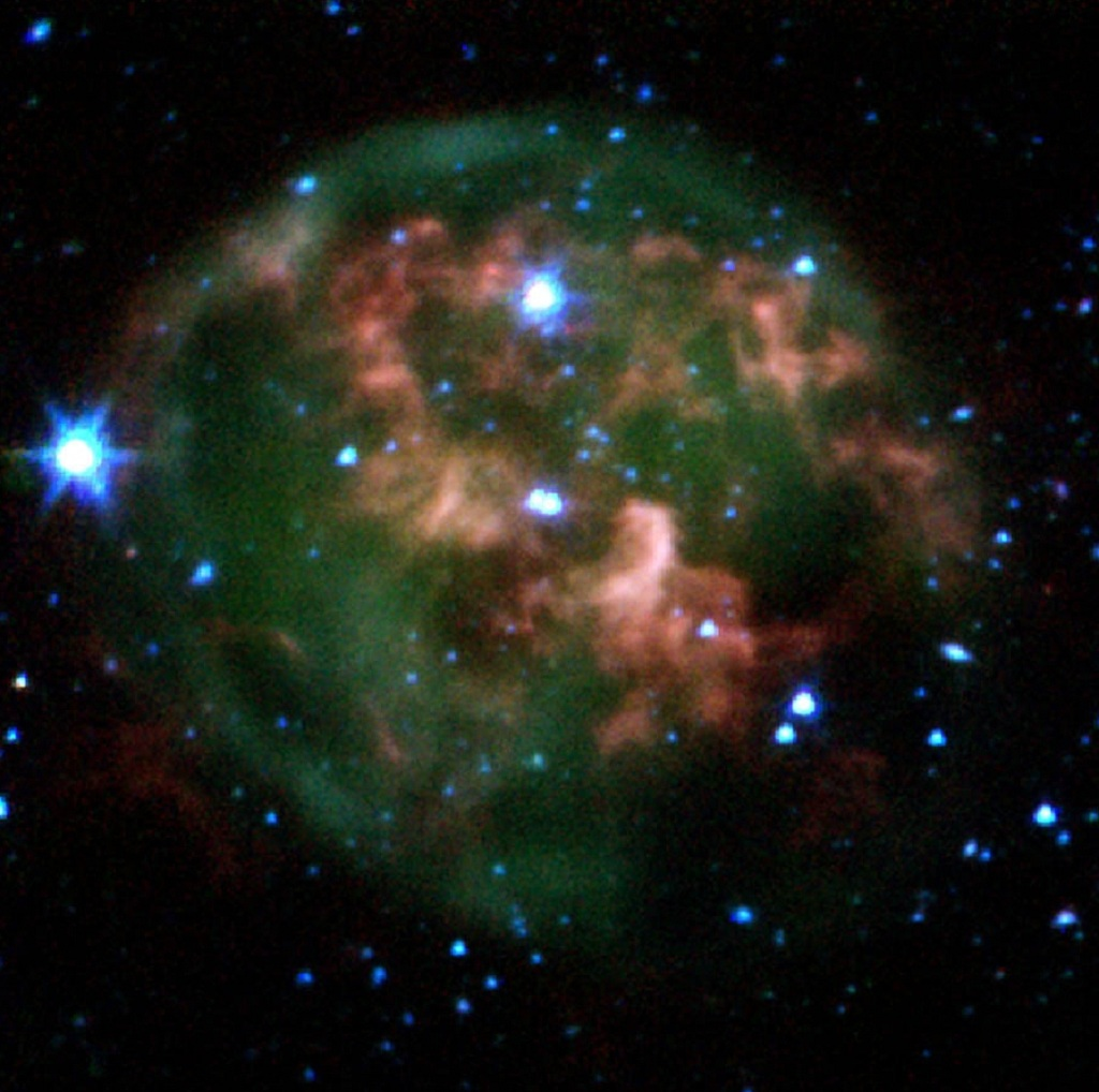 The Skull Nebula, a planetary nebula in Cetus | Anne's ...