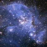 The Small Magellanic Cloud. This photo is a beautiful close-up