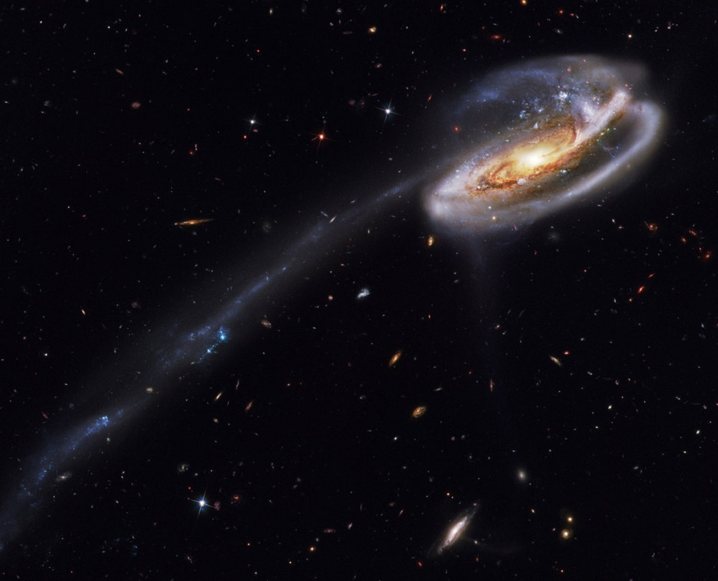 The Tadpole Galaxy