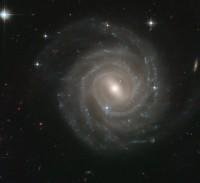 UGC 12158, a barred spiral galaxy in Pegasus