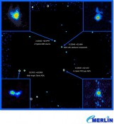 e-MERLIN's deep radio survey of the Hubble Deep Field: first results