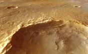 Mars had Underground Water During its First Billion Years