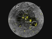 Evidence for Water Ice and Organic Compounds on Mercury!