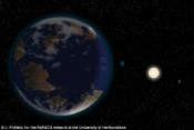 Potentially Habitable Exoplanet Found in our Neighborhood