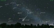 Comet Pan-STARRS Possibly Visible to the Naked Eye in March