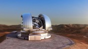 Can Extraterrestrial Life be Detected by a New Telescope?
