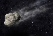 Asteroids with Comet-Like Trails