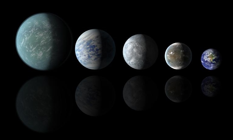 Three Super-Earths in 'Habitable Zone' Discovered   Space