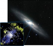 The Sculptor Galaxy and the Limits to Galactic Growth