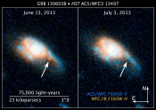 Hubble Finds 'Smoking Gun' After Gamma-Ray Blast
