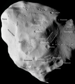 Rosetta flyby uncovers complex history of asteroid Lutetia