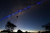Largest Ever Cherenkov Telescope Sees First Light