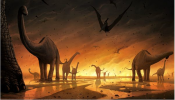 New Evidence about Asteroid that Killed the Dinosaurs