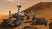 Curiosity Mission To Determine Climate Change And Life On Mars
