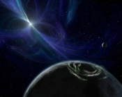 Planets Around Pulsars - Can They Support Life?