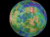 New Clues to the Geological History of Venus