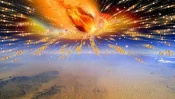 First Ever Evidence of a Comet Striking Earth