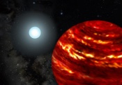 Gas-Giant Exoplanets Cling Close to Their Parent Star