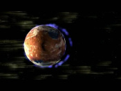 Red Dwarfs Could Strip Away Protection of Their Planets