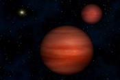 The Third Closest Binary Star System Found