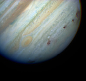 Jupiter's Water Linked to Comet Impact