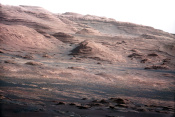 Curiosity Returns Voice and Telephoto Views from Mars
