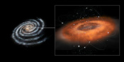 Hot Gas on the Menu for Milky Way's Black Hole