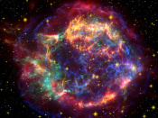 Atomic Nuclei Explain How Supernovae Formed Heavier Elements