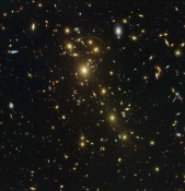 Anne's Image of the Day: Galaxy Cluster Abell 1703