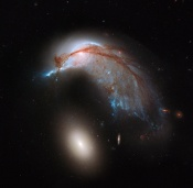 Anne's Image of the Day: Interacting Galaxies Arp 142