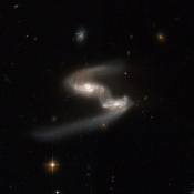 Anne's Image of the Day: Interacting Galaxies ESO 77-14