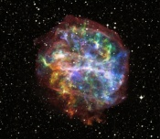 Anne's image of the Day: Supernova Remnant G292.0+1.8