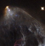 Anne's Image of the Day: Herbig-Haro object 151