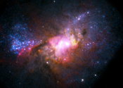 Anne's Picture of the Day: Dwarf Galaxy Henize 2-10