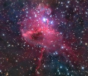 Anne's Image of the Day: Emission Nebula IC 417