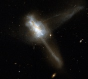 Anne's Picture of the Day: Interacting Galaxies IC 883