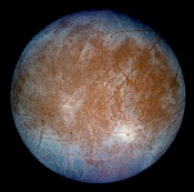 Anne's Picture of the Day: Jupiter's moon Europa