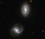 Anne's Image of the Day: Galaxy Pair MRK 1034