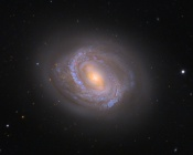 Anne's Image of the Day: Spiral Galaxy Messier 58