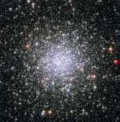 Image of the Day: Globular Cluster Messier 69