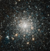 Anne's Picture of the Day: Globular Cluster Messier 70