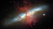 Anne's Image of the Day: The Cigar Galaxy